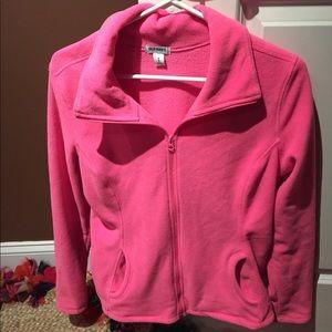 Old navy pink jacket Sz m